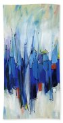 Abstract Art Sixty-two Bath Towel