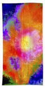 Abstract Series B1 Bath Towel