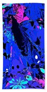 Abstract Butterfly #2 Bath Towel