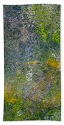 Abstract By Nature Bath Towel