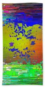 Abstract Cubed 64 Bath Towel