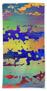 Abstract Cubed 99 Bath Towel