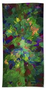 Abstract Series Ex1 Bath Towel