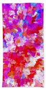 Abstract Series Ex2 Bath Towel