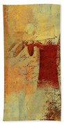 Abstract Floral - 14v4i-t2b2 Hand Towel
