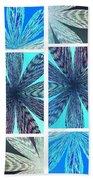 Abstract Fusion 170 Bath Towel