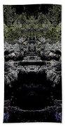 Abstract Kingdom Bath Towel