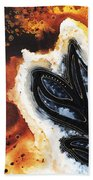 Abstract Landscape Art - New Growth - By Sharon Cummings Hand Towel