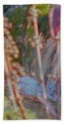 Abstract Nature 9 Bath Towel