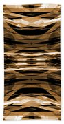 Abstract Pattern 4 Bath Towel