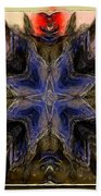Abstract Perception Bath Towel