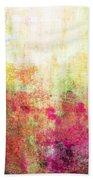 Abstract Print 14 Bath Towel