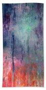 Abstract Print 25 Bath Towel
