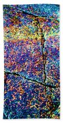 Abstract Stone Bath Towel