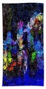 Abstraction 0375 - Marucii Bath Towel