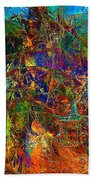 Abstraction 0380 Marucii Bath Towel