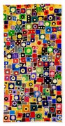 Abstraction 0449 Marucii Bath Towel