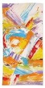 Abstraction 0473 Marucii Bath Towel