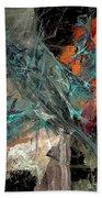 Abstraction 0490 Marucii Bath Towel