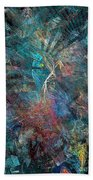 Abstraction 0638 Marucii Bath Towel