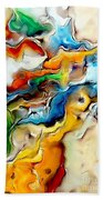 Abstraction 600-11-13 Marucii Bath Towel