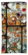 Abstractionnel -29a02 Bath Towel