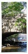 Acadian Stream_100_1934 Bath Towel