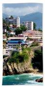 Acapulco Bath Towel