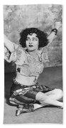 Actress Alla Nazimova Bath Towel