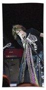Aerosmith-steven Tyler-00160 Bath Towel