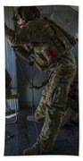 Afghan Air Force Members Bath Towel