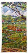 After The Rain By Prankearts Hand Towel