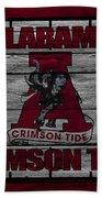 Alabama Crimson Tide Bath Towel