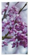 Alabama Redbuds Bath Towel