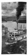 Alaska Steamboat, 1920 Hand Towel