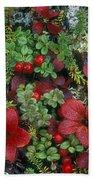 Alaskan Berries 1 Bath Towel
