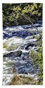 Alaskan Creek - Ketchikan Bath Towel