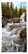 Alberta Falls Bath Towel