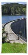 Alder Dam 2 Bath Towel
