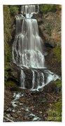 Alexander Falls - Whistler Bc Bath Towel
