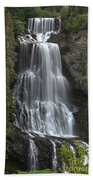 Alexander Falls - Whistler British Columbia Bath Towel