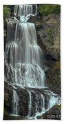 Alexander Falls Recreation Site - Whistler Bc Bath Towel