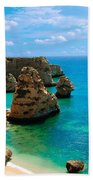 Algarve Beach - Portugal Bath Towel