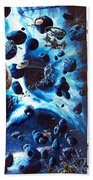 Alien Pirates Bath Towel