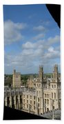 All Souls College And Beyond Hand Towel