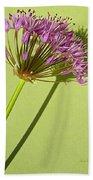 Allium Bath Towel