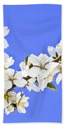 Almond Blossom Bath Towel