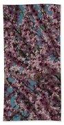 Almond Blossoms Bath Towel