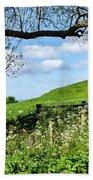 Along The Coastal Path - Lyme Regis 2 Bath Towel