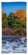 Along The Creek Hand Towel